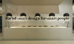 Kartell's Smart Design for Smart People at Salone del Mobile