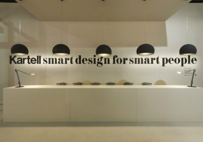 Kartell's Smart Design for Smart People at Salone del Mobile salone del mobile 2018 Kartell's Smart Design for Smart People at Salone del Mobile Capa 6 404x282