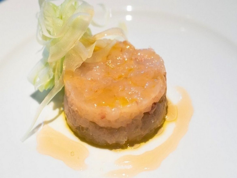 Designers Share Their Favorite Spots in Milan spots in milan Designers Share Their Favorite Spots in Milan langosteria Tartare scampi foie gras OK 0041 e1470320547342