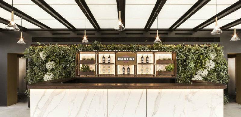 Terrazza Martini Reopens In Milan To Mark 60th Anniversary
