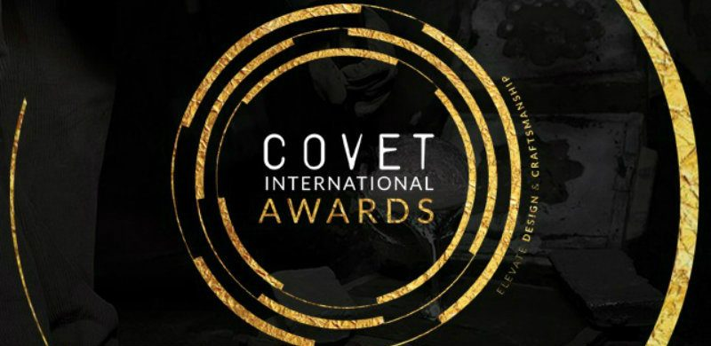 Covet International Awards Present Its 1st Edition covet international awards Covet International Awards Present Its 1st Edition covet international awards set to elevate design and craftsmanship 1 800x390