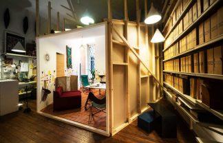 Know more about the Studio Museum Achille Castiglioni