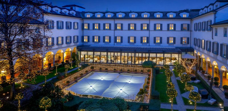 5 ideal luxurious hotels to spend a wonderful Christmas in Milan
