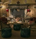 Four Seasons Hotel Milano is having an Urban Chalet for Christmas