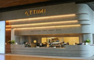 Meet Attimi by Heinz Beck, a new restaurant designed by Fabio Novembre