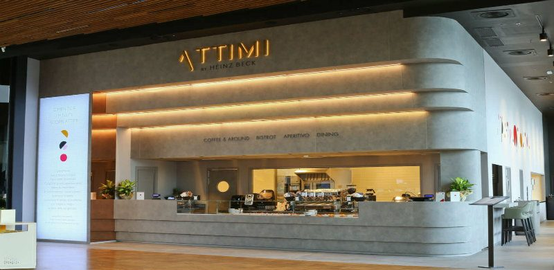Meet Attimi by Heinz Beck, a new restaurant designed by Fabio Novembre Attimi by Heinz Beck Meet Attimi by Heinz Beck, a new restaurant designed by Fabio Novembre destaque 5 800x390