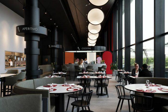 Attimi by Heinz Beck Meet Attimi by Heinz Beck, a new restaurant designed by Fabio Novembre img2 3 700x466