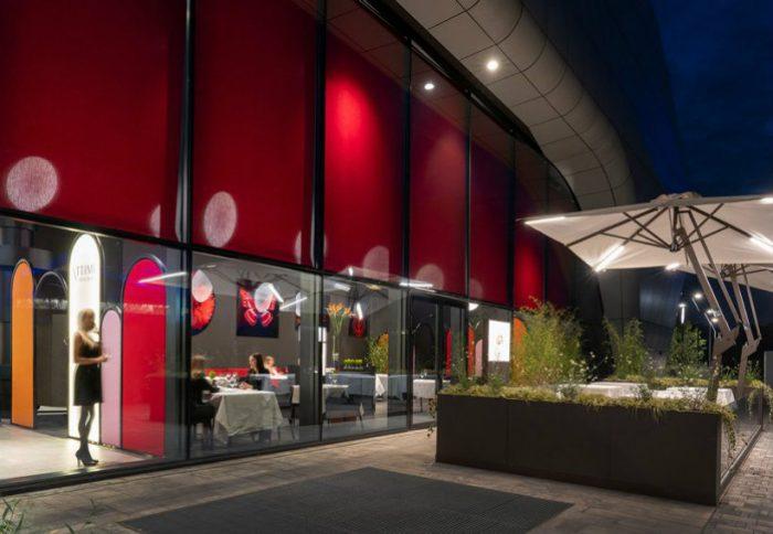Attimi by Heinz Beck Meet Attimi by Heinz Beck, a new restaurant designed by Fabio Novembre img4 3 700x484