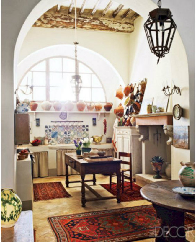 Hot on Pinterest: 5 Italian Bohemian Interior Design Ideas Bohemian Interior Design Hot on Pinterest: 5 Italian Bohemian Interior Design Ideas 676227f7b5dfbcee5c60992c44a30bb9