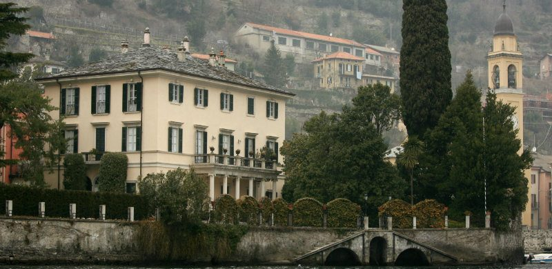 A look inside George Clooney's Mansion at Lake Como George Clooney's Mansion A look inside George Clooney's Mansion at Lake Como DESTAQUE 16 800x390