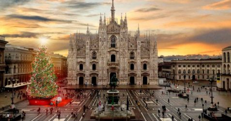 Five good reasons to spend Christmas in Milan