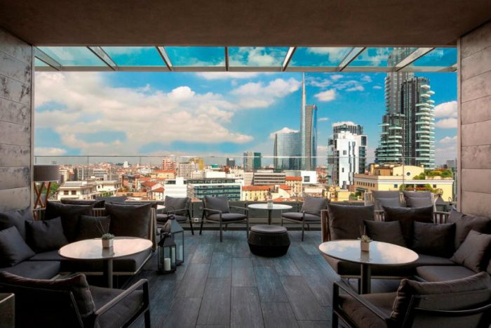 Top 5 Hotels in Milan that really show the best of Italian style Hotels Top 5 Hotels in Milan that really show the best of Italian style Hotel Me Milan 700x467