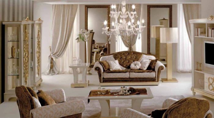 10 Inspiring Italian Modern Living Room Decoration for Your Home