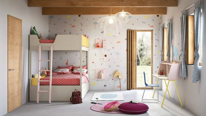 Italian children room design YOU'LL FIND THIS ITALIAN CHILDREN ROOM DESIGN FUN! Nidi4