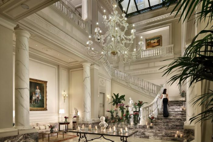 Top 5 Hotels in Milan that really show the best of Italian style Hotels Top 5 Hotels in Milan that really show the best of Italian style Palazzo Pargi 700x467