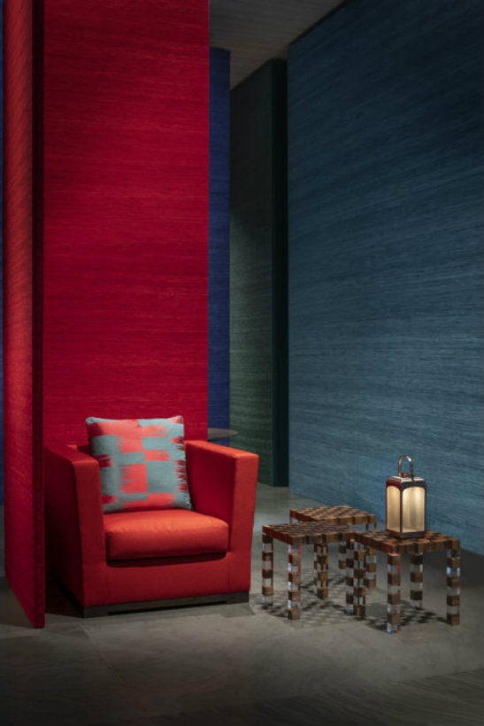 2018 color trends 2018 Color Trends from Milan Design Week to Know Before The Year Ends RED