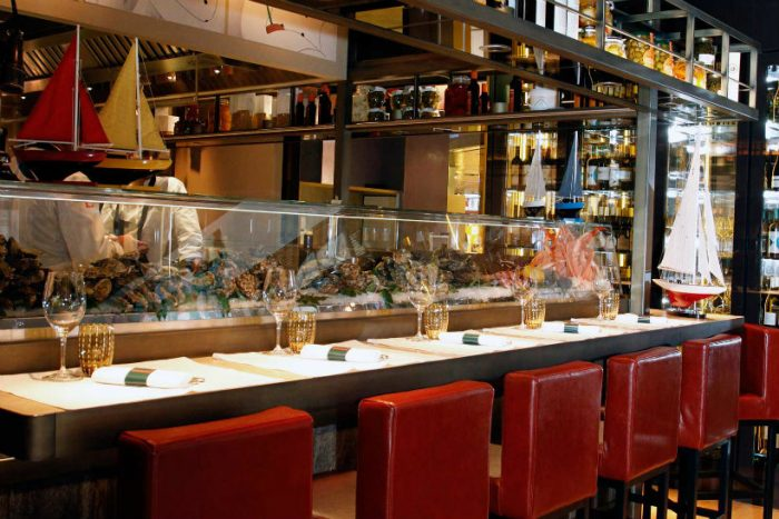 Five Restaurants in Milan perfect for your Christmas dinner restaurants in Milan Five Restaurants in Milan perfect for your Christmas dinner langosteria2 700x467