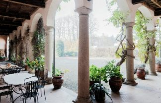 Have a look inside this luxury historic property for sale in Milan