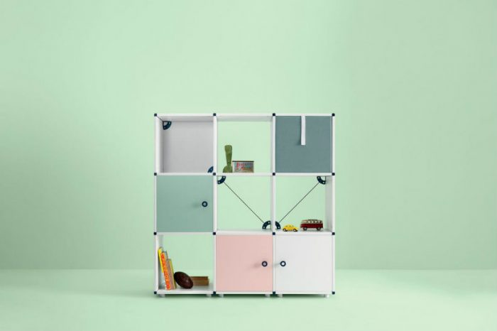 5 Kid Furniture brands you can see at Maison et Object 2019 Kid Furniture brands 5 Kid Furniture brands you can see at Maison et Object 2019 DOTANDCROSS BOOKCASE 700x466
