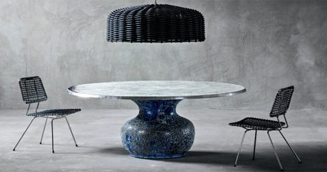 A lookback at Paola Navone's expanding of Gervasoni collections
