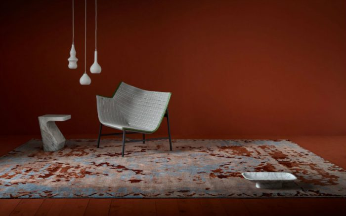 Top 5 Italian Rug Brands you can see at Maison et Object 2019 italian rug brands Top 5 Italian Rug Brands you can see at Maison et Object 2019 Golran 700x438
