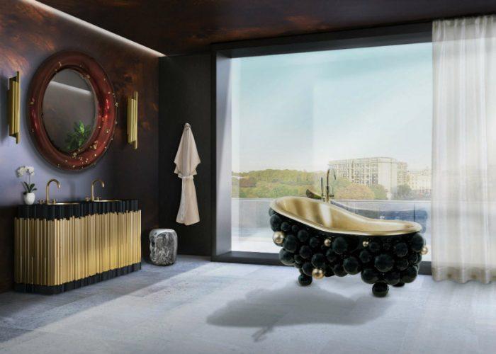 bathroom furniture Top Bathroom Furniture Brands to see at Maison et Object 2019 MaisonV Bathroom 700x500