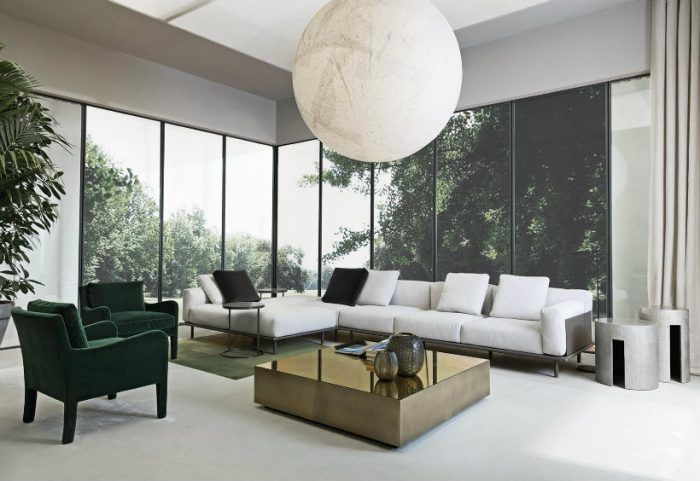 Top 7 Italian Furniture Brands you can see at Maison Et Object 2019 italian furniture brands Top 7 Italian Furniture Brands you can see at Maison Et Object 2019 Meridiani 700x481