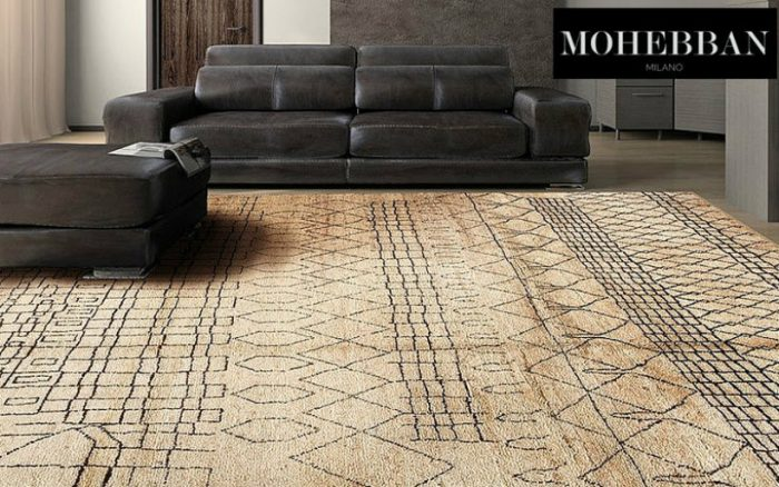 italian rug brands Top 5 Italian Rug Brands you can see at Maison et Object 2019 Mohebban 64992 700x438