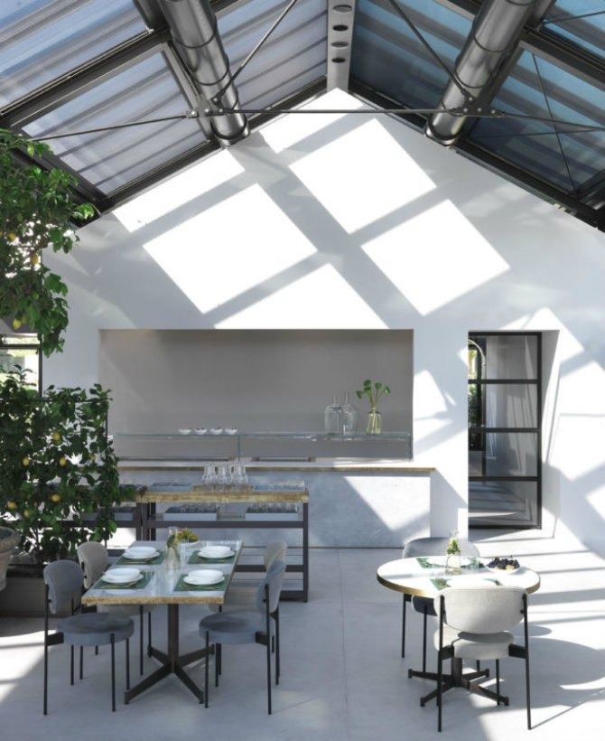 new architecture project See Matteo Thun and Luca Colombo's new architecture project Restaurant2