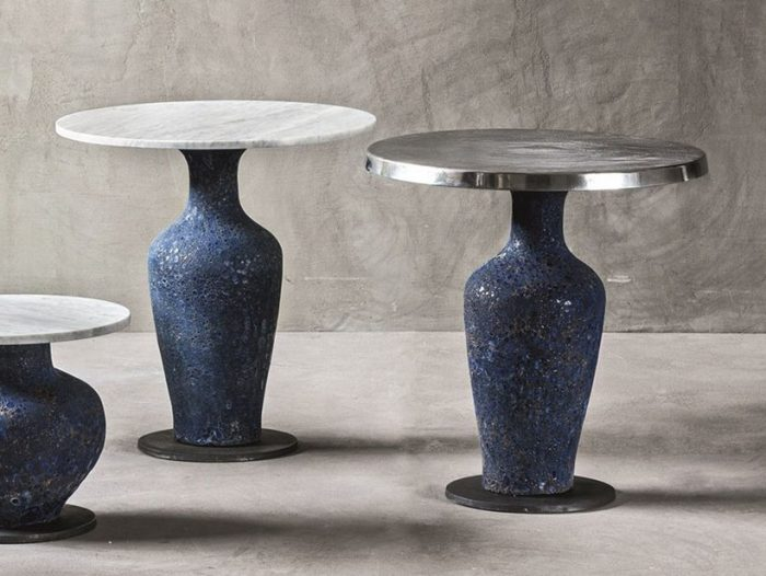 A lookback at Paola Navone's expanding of Gervasoni collections Gervasoni collections A lookback at Paola Navone's expanding of Gervasoni collections TABLES 700x526