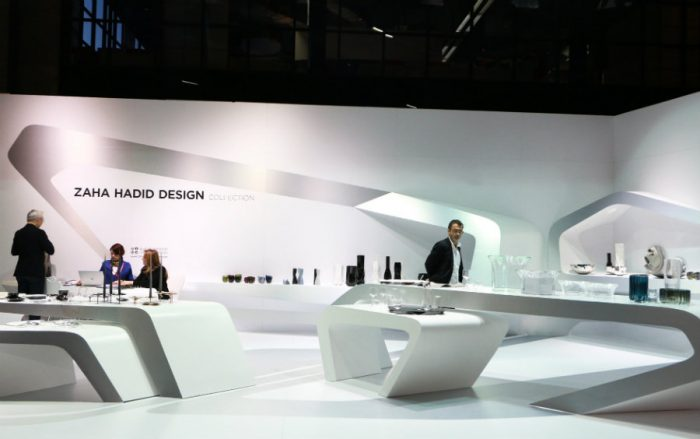 Maison et Objet Have a look at the Best of from Maison et Objet 2019 ZahaHadid10 700x439