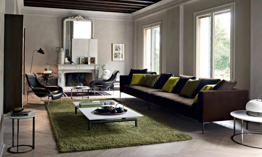 Top 10 luxury furniture brands to see during Milan Design Week 2019 milan design week Top 10 luxury furniture brands to see during Milan Design Week 2020 01 BB Italia Charles Mart