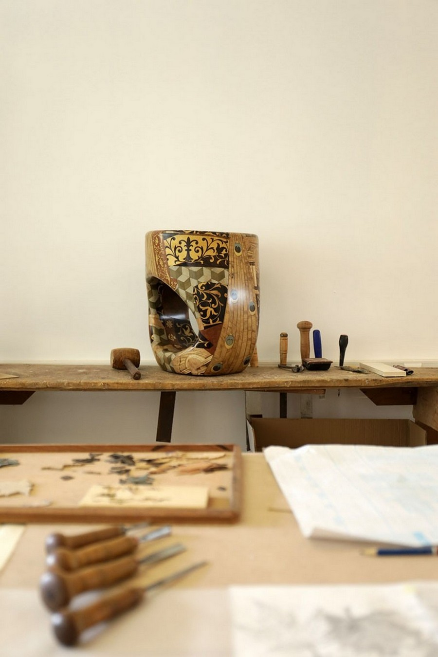 project culture Artstool: Project Culture's Exclusive Series Of Handcrafted Designs ArtsTool is Project Cultures Exclusive Series of Handcrafted Designs 3