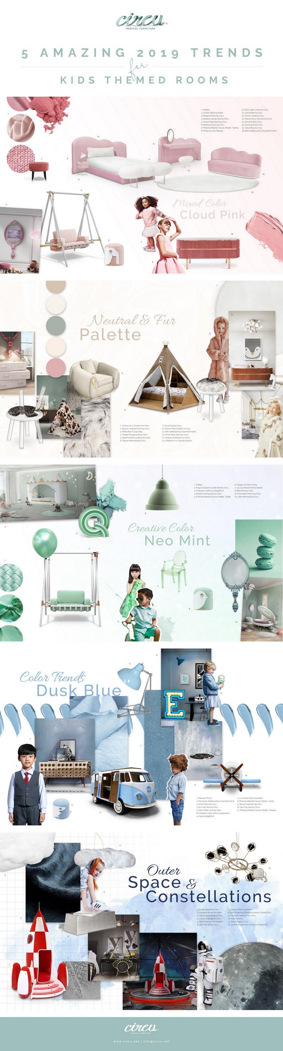 These are the Best Kids Bedroom Design Trends of 2019 kids bedroom design trends These are the Best Kids Bedroom Design Trends of 2019 Check Out the Best Kids Bedroom Trends 2019 1 2