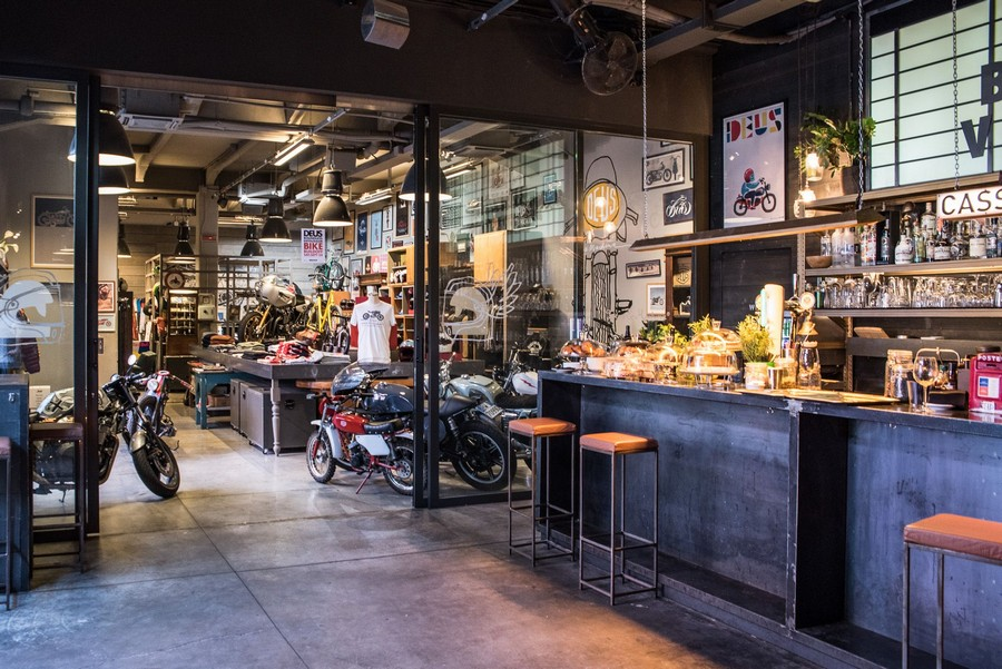 Top restaurants to eat in Isola District during Milan Design Week milan design week Top restaurants to eat in Isola District during Milan Design Week Deus Cafe