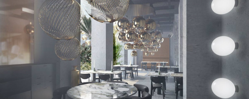 Tom Dixon's The Manzioni will open during Milan Design Week