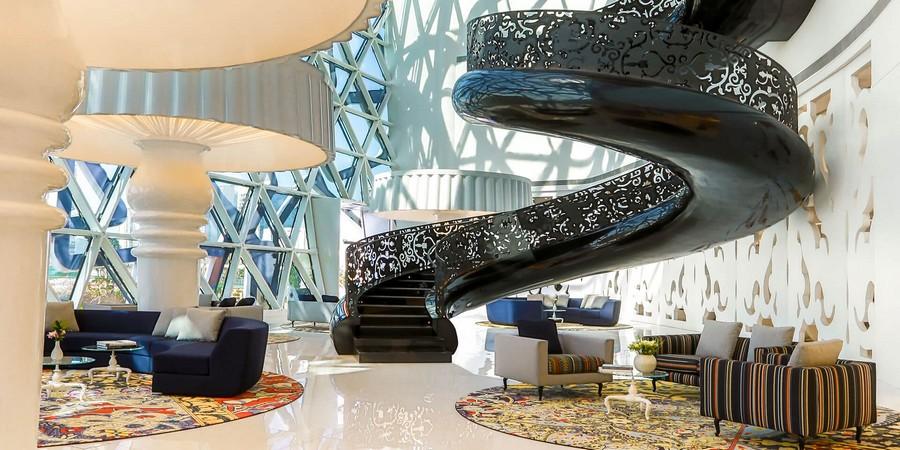 """Milan Design Week 2019: a peek at """"Nightbloom"""" by Marcel Wanders milan design week Milan Design Week 2020: a peek at """"Nightbloom"""" by Marcel Wanders Mondrian Doha 01"""
