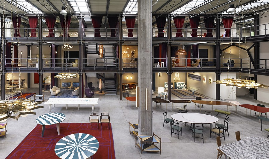 Top 7 Design Showrooms to check out during Milan Design Week 2019 milan design week Top 7 Design Showrooms to check out during Milan Design Week 2020 Nilufar depot