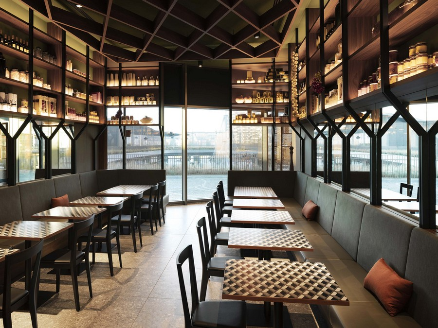 Let's have a look inside Peck, the new Milan restaurant new Milan restaurant Let's have a look inside Peck, the new Milan restaurant Peck5