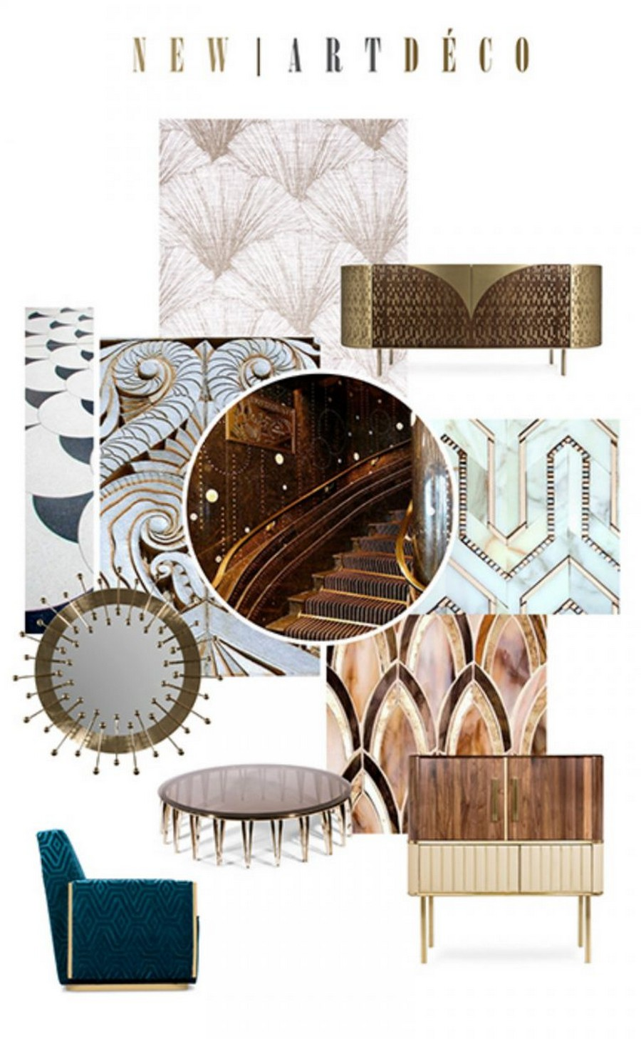 We have the Moodboards you Need for some Design Inspiration