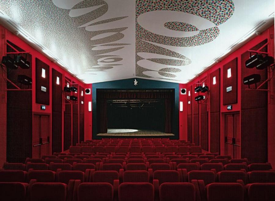 alessandro mendini A lookback at Alessandro Mendini's legacy in the design world Teatrino della Bicchieraia 1