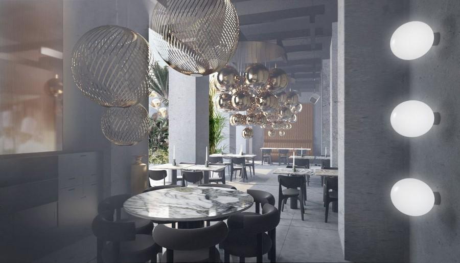 Tom Dixon's The Manzioni restaurant will open during Milan Design Week tom dixon Tom Dixon's The Manzioni will open during Milan Design Week TomDixon1