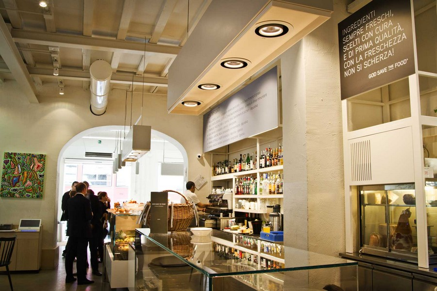 milan design week See some of the best places to eat in Tortona during Milan Design Week god save the food bar
