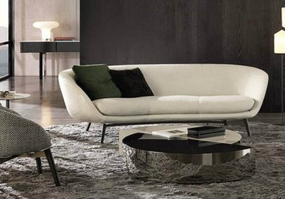 Top 10 Luxury Living Room Furniture Brands at Salone del Mobile