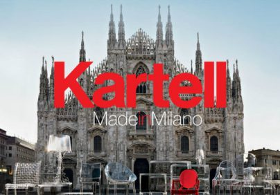 Kartell is celebrating its 70th anniversary at Milan Design Week milan design week Kartell is celebrating its 70th anniversary at Milan Design Week FEATURE 6 404x282