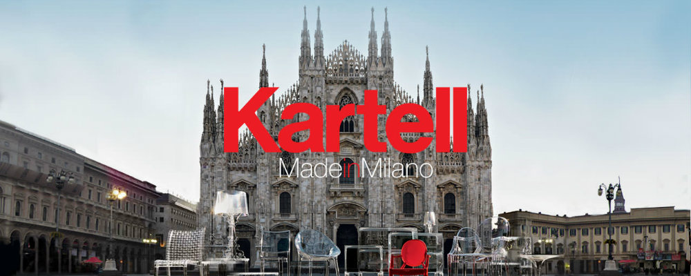 Kartell is celebrating its 70th anniversary at Milan Design Week