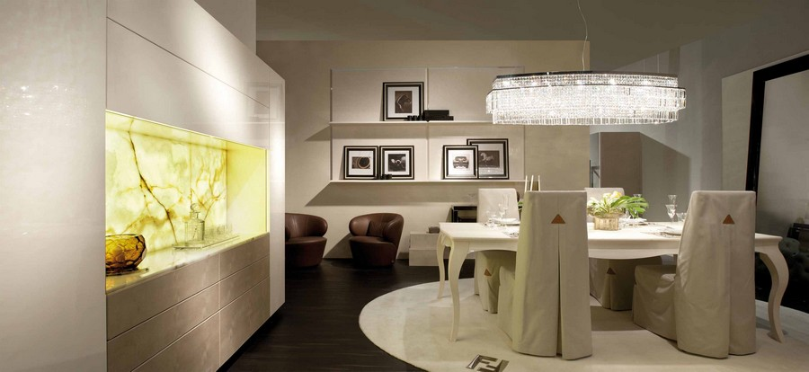 salone del mobile Top 10 lighting brands not to miss at Salone del Mobile Fendi Casa 21