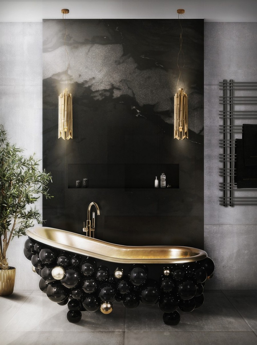 italian furniture design DIVE INTO THE WORLD OF HIGH-END ITALIAN FURNITURE DESIGN Interior Design Tips See Five Unique Moodboards with Bathroom Trends 2