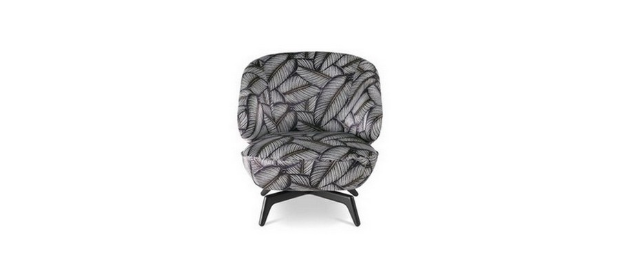 milan design week Milan Design Week: the brands that give life to the event! Key West Swivel Armchair