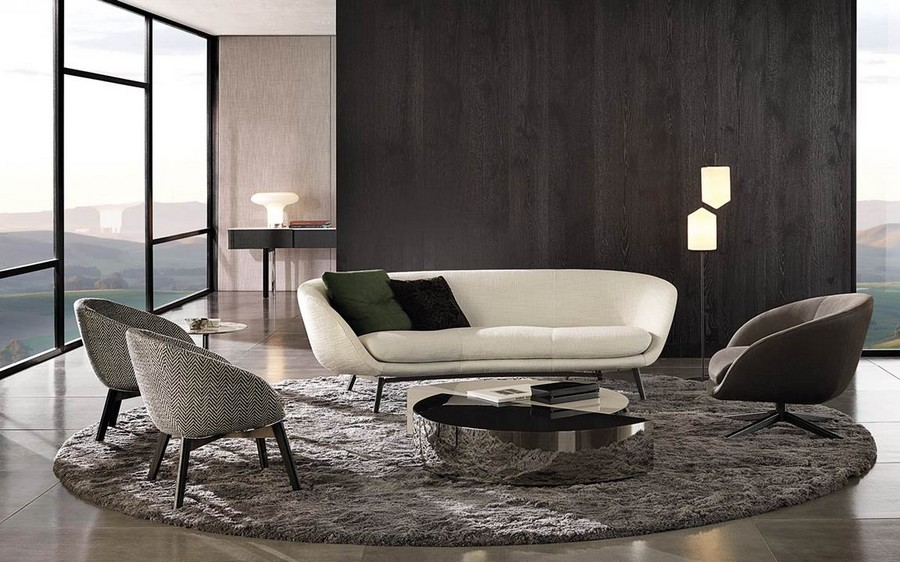 salone del mobile Top 10 Luxury Living Room Furniture Brands at Salone del Mobile Minotti